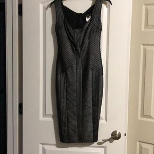 Gray dress!